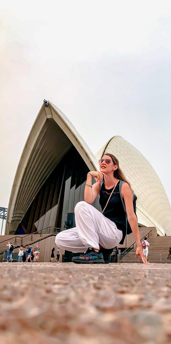 Sydney-tall